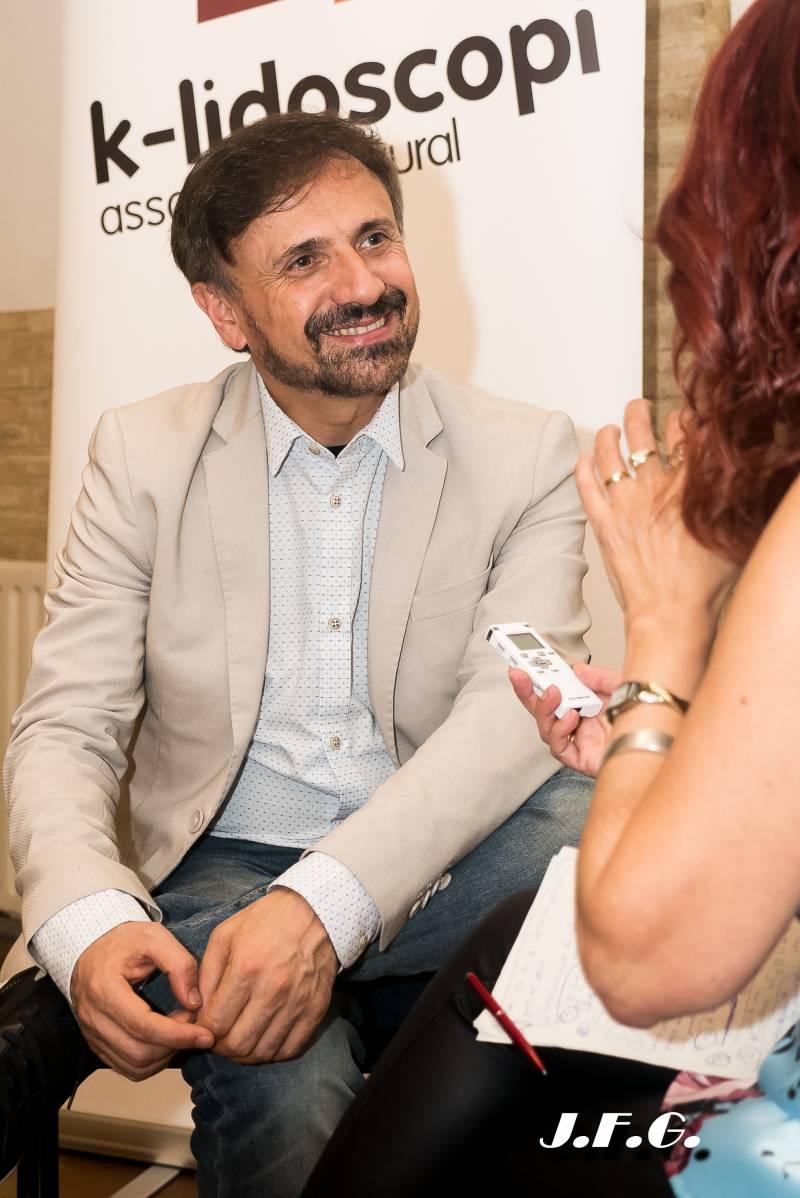 José Mota Premio K-lidoscopi de Oro en el 7 Festival de Curtmetratges de Cullera