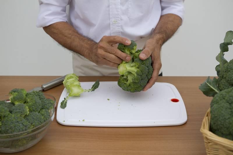 Recomendable consumo de brócoli en verano.