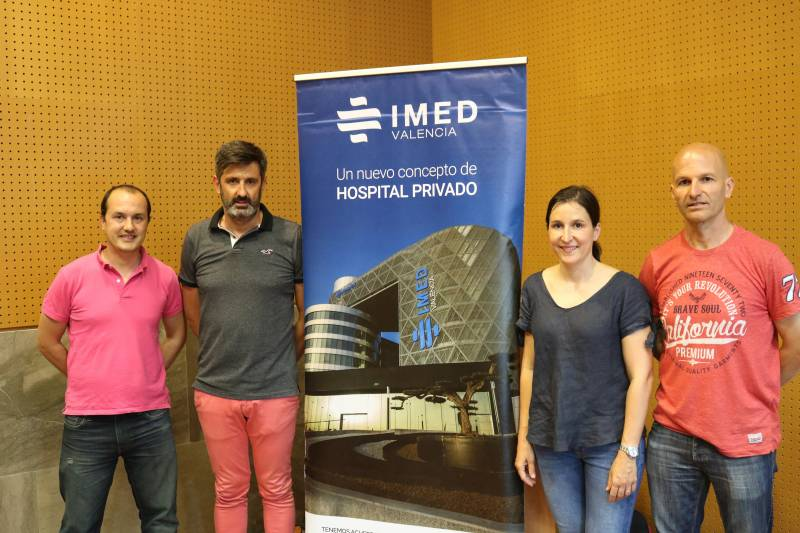 IMED voluntarios