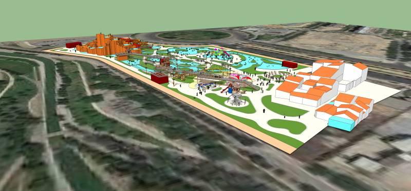 Rain Forest presenta el proyecto del Acuario de Gijón
