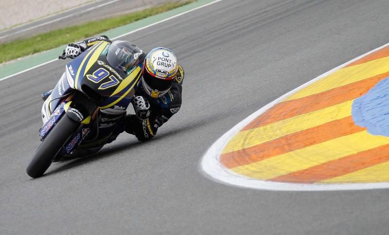 Xavi Vierge Test Moto2