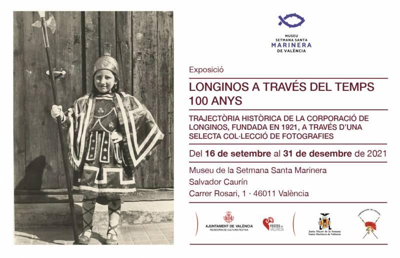Exposició fotogràfica ?Longinos a través del temps. 100 anys?, una mostra commemorativa dels 100 anys de la Corporació de Longinos.
