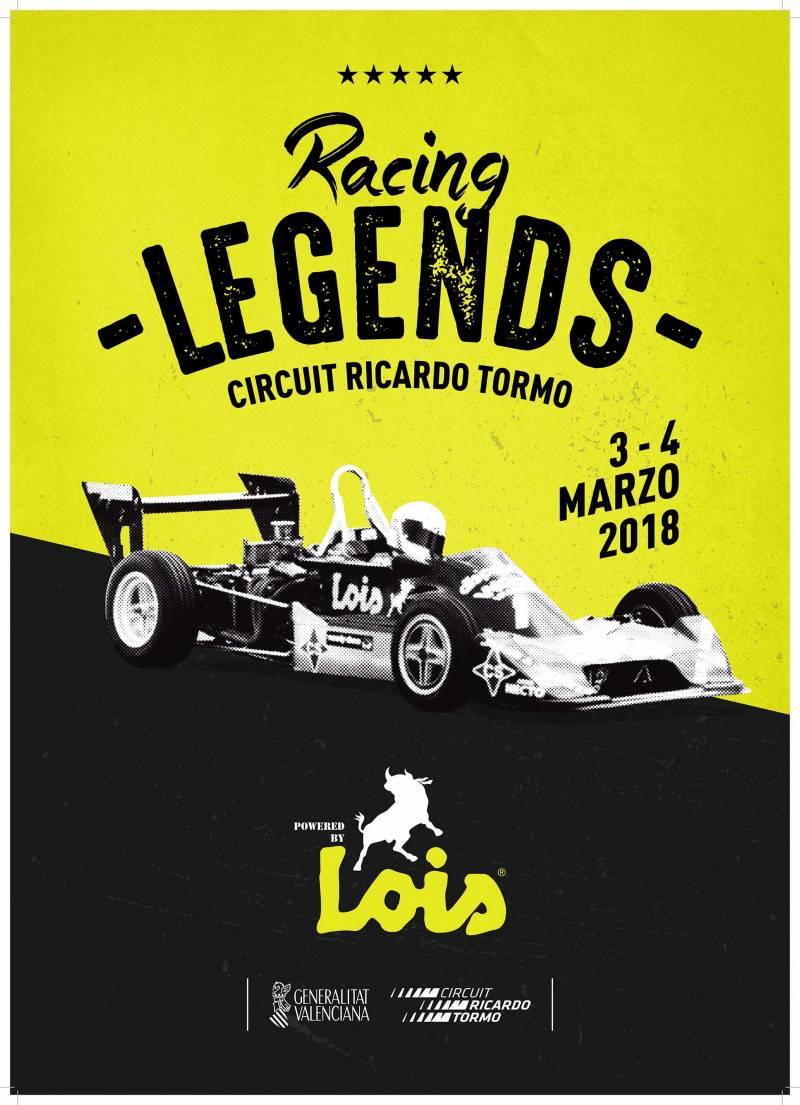 Cartel Racing Legends 2018 Lois