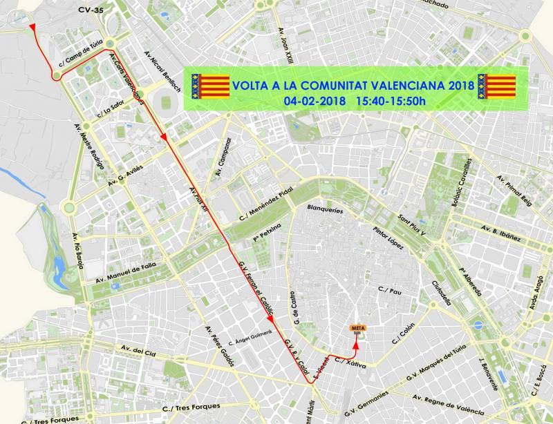Volta Comunitat Valenciana 2018