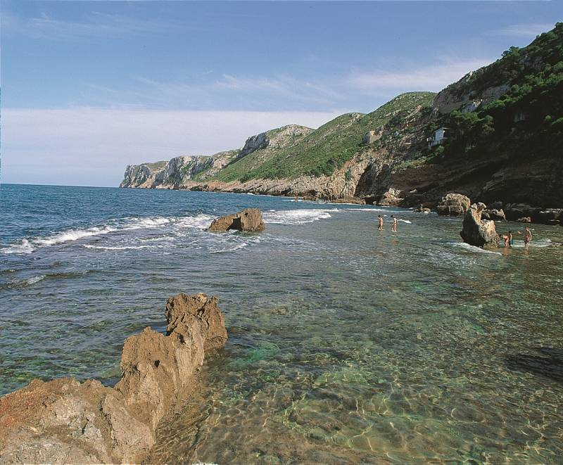 Playa Denia
