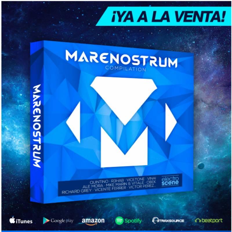 Album Marenostrum, recopilatorio
