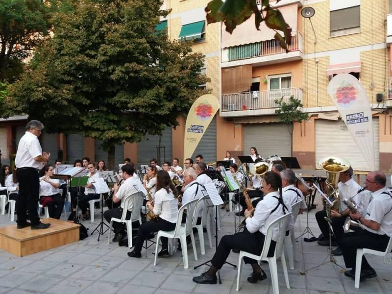 Cicle Cultura als barris./ EPDA