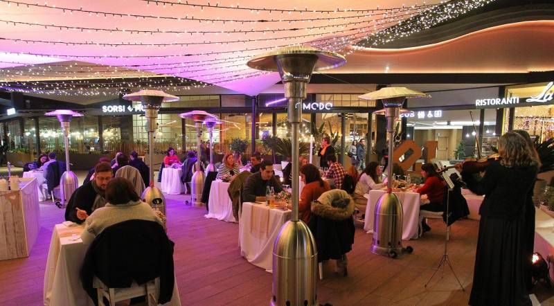 Bonaire ofreció el pasado jueves, una nueva cena romántica