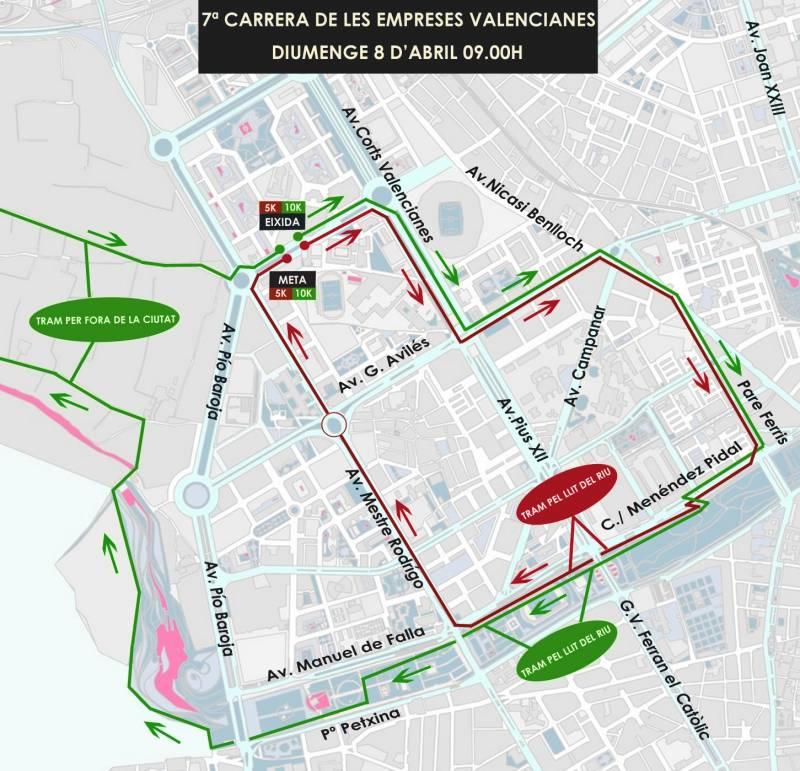 7ª Carrera Empreses Valencianes