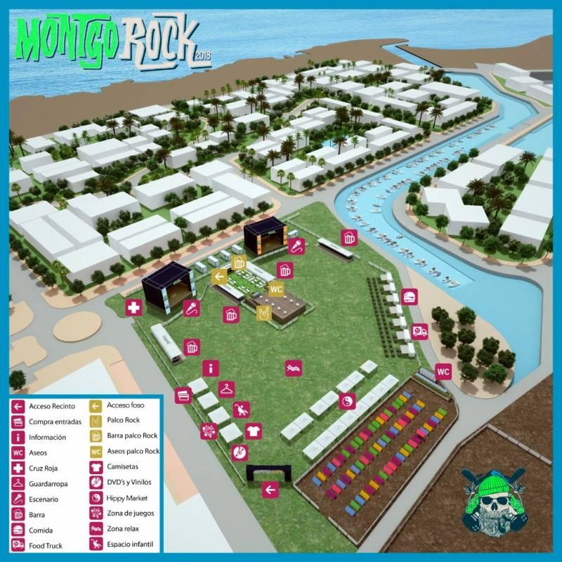 Mapa recinto