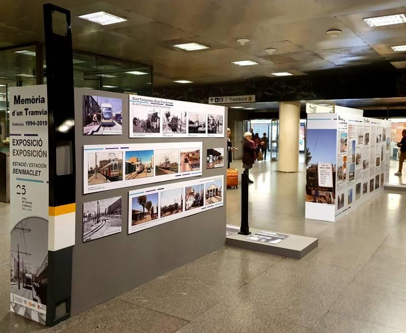 Estación de Benimaclet de Metrovalencia: 25 años de historia del tranvía