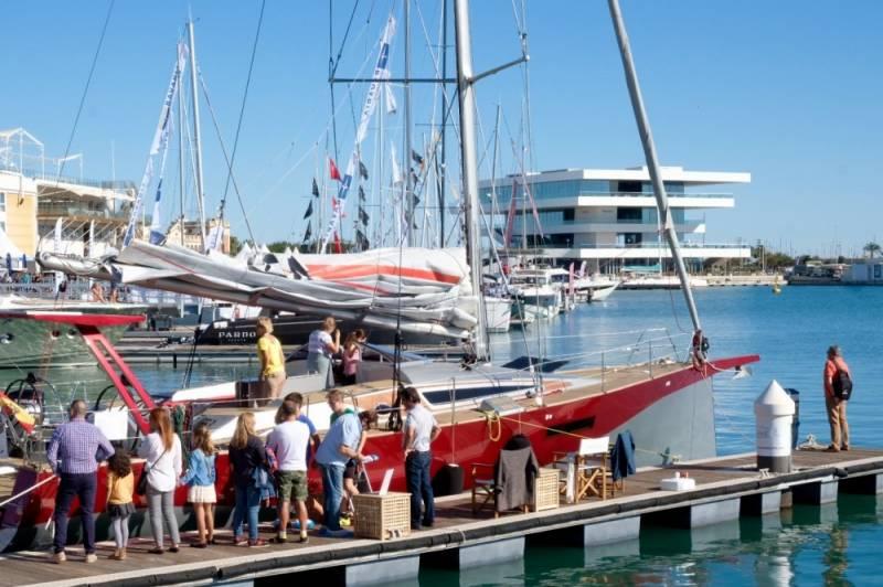 Valencia Boat Show // Vicente Bosch