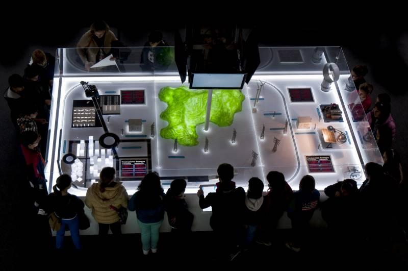 10 razones por las que la Exposición del Ninot está mejor en el Museu de les Ciències Príncipe Felipe