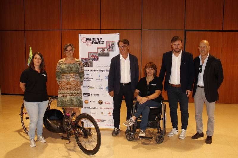 El II Gran Premio de València de Ciclismo Adaptado se consolida en el Circuit Ricardo Tormo