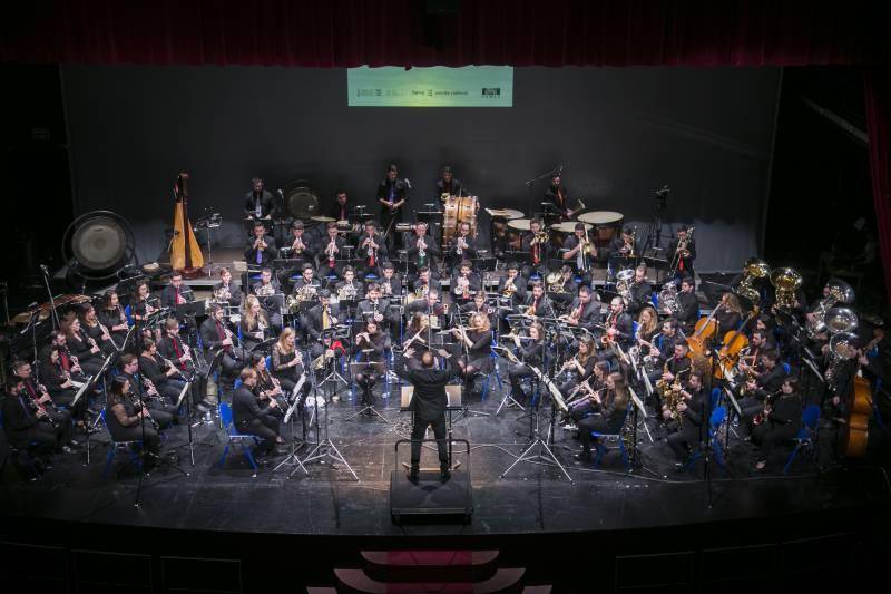 Joven Banda Sinfónica FSMCV