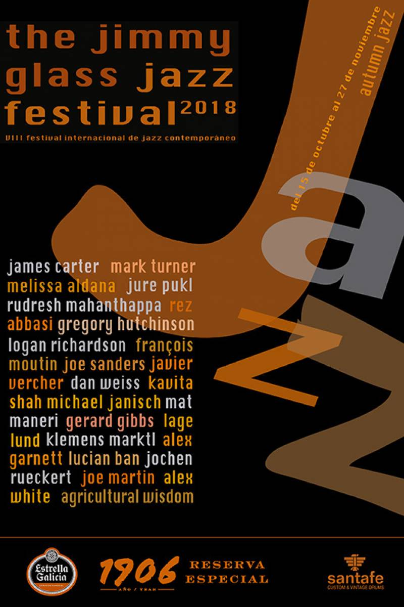 Cartel Festival Jimmy Glass 2018