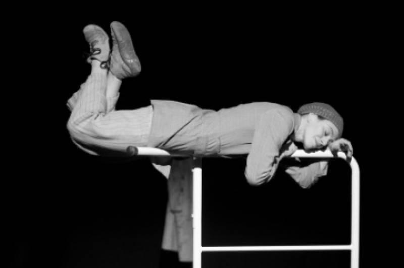 Claire Ducreux. Foto: Web oficial de Claire Ducreux.