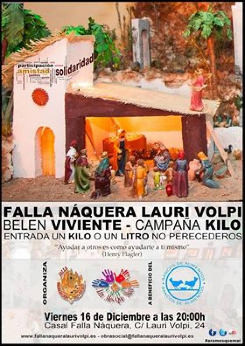 Falla Naquera Lauri Volpi de Burjassot