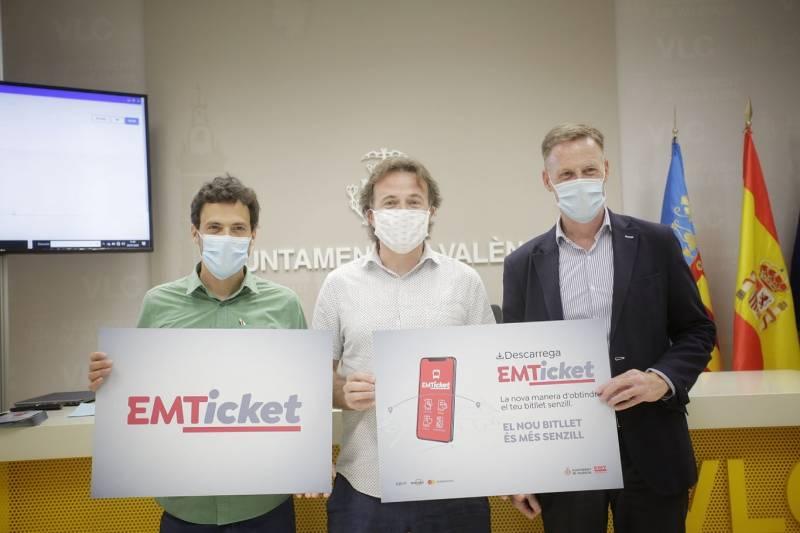 Nuevo billete EMT./ EPDA