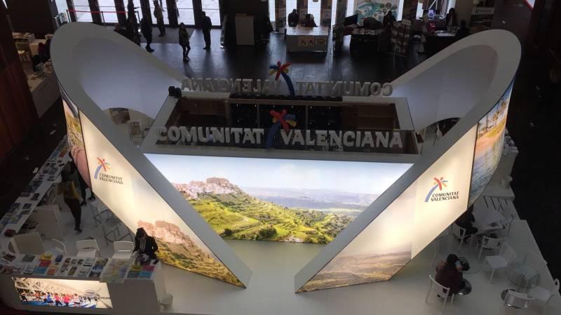 La Agència Valenciana del Turisme lleva a Navartur una amplia representación de la oferta turística de la Comunitat