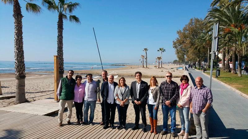 El trabajo continuo para mejorar las playas es fundamental