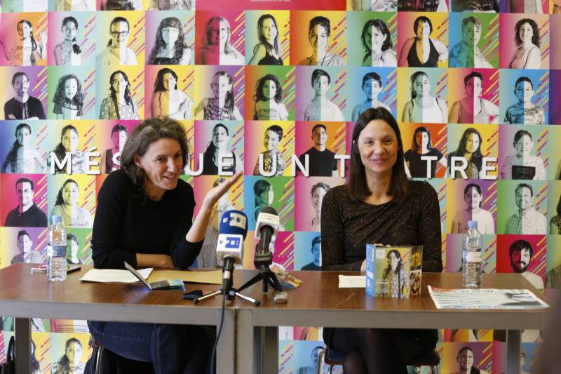 Marta Valverde, Víctor Ullate Roche y Lola Barroso