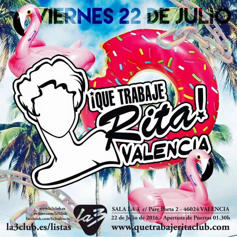 ¡Que Trabaje Rita! Valencia