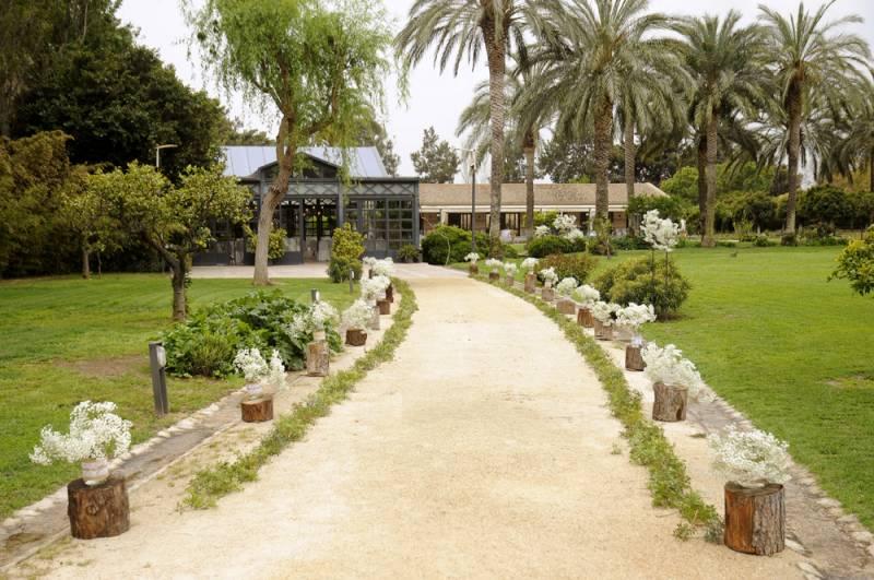Imagen de archivo Huerto de Santa María./ EPDA