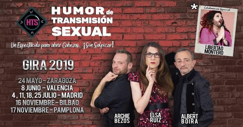 HTS: Humor de Transmisión Sexual