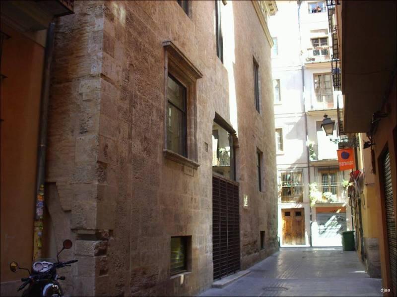 Palau dels En Bou, un tesoro medieval accesible en el centro de València