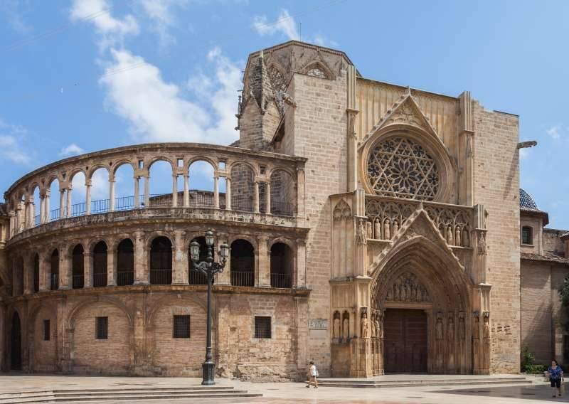 Catedral de Valencia. EPDA.