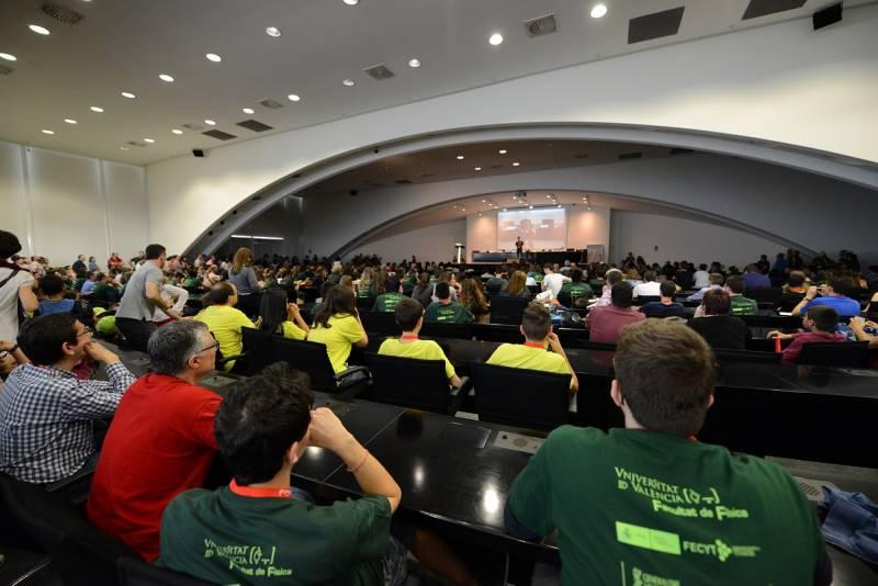 El Museu de les Ciències acoge esta semana dos nuevas conferencias de libre acceso