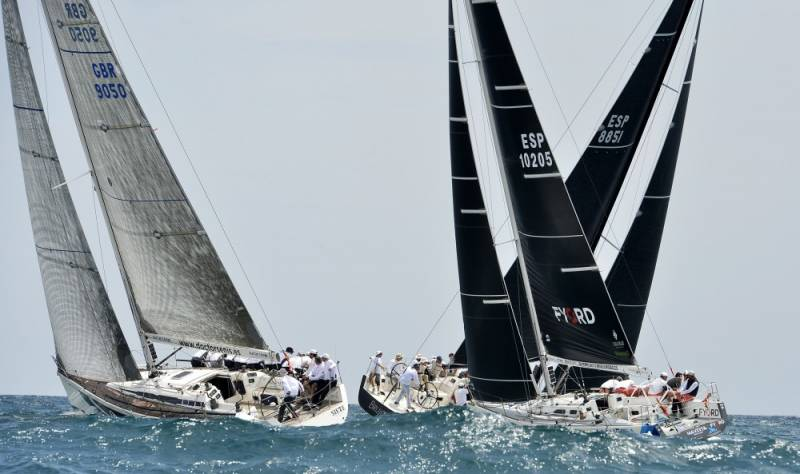 XVIII Trofeo SM La Reina 2016 ? Regata Homenaje a la Armada ? XXIX Copa Almirante Sánchez-Barcaíztegui