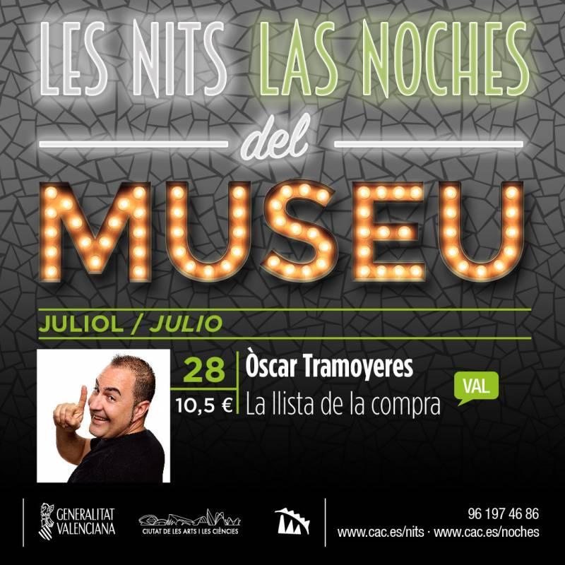 Les Nits del Museu