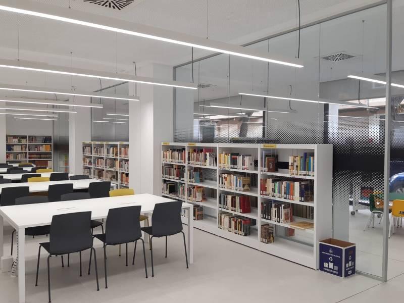 Biblioteca Municipal. EPDA.