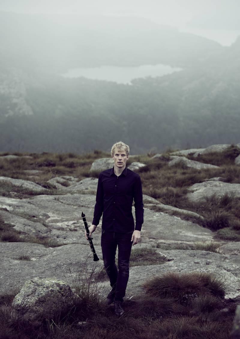 Martin Fröst, clarinet titular de l