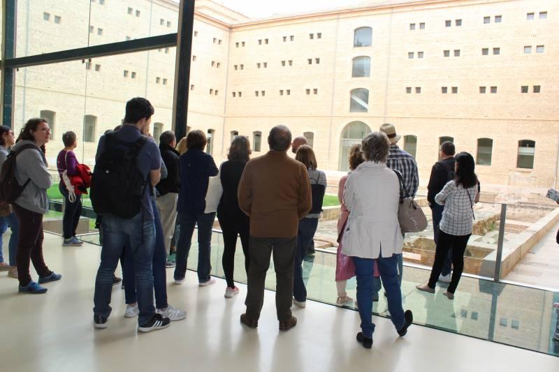 Biblioteca Valenciana, puertas abiertas