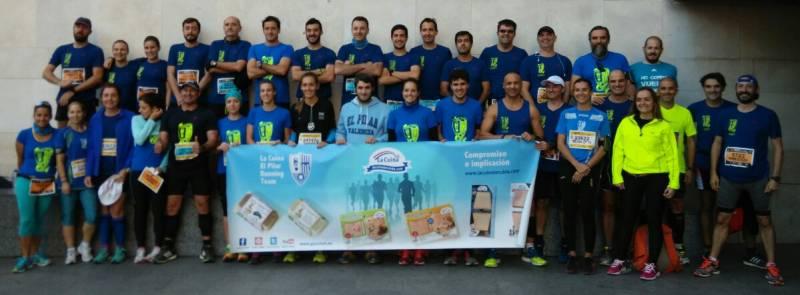 Imagen del nuevo equipo patrocinado por Gourmet//Viu València