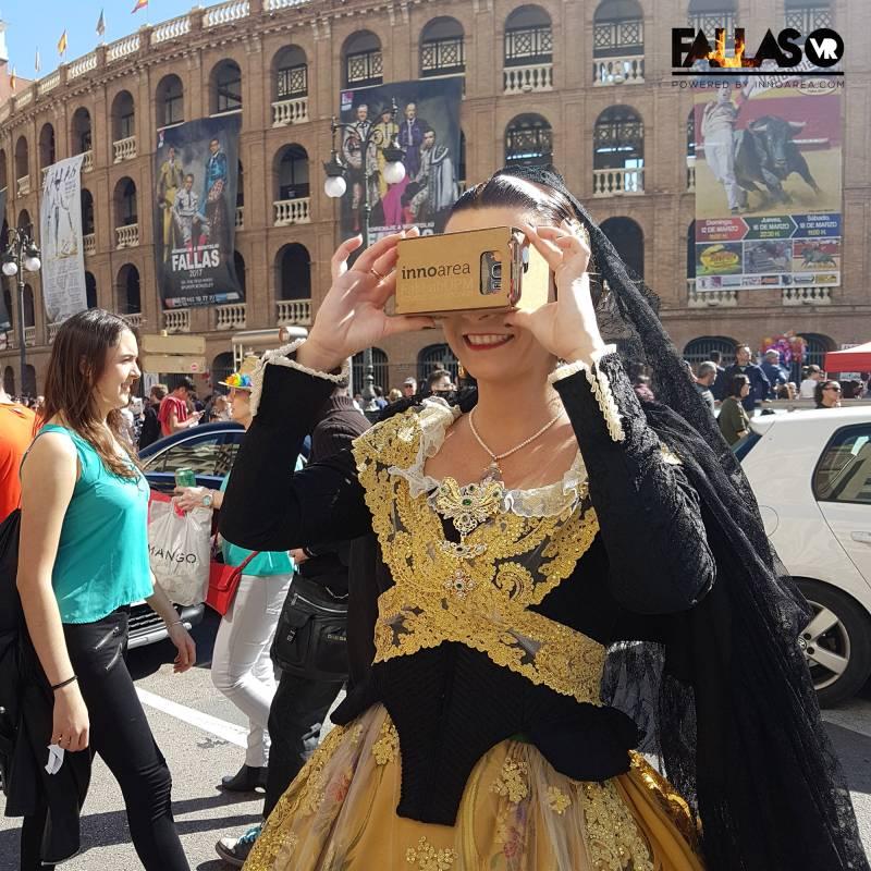 App Fallas VR, Innoarea