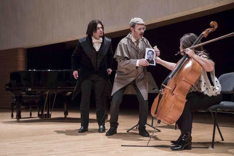 Les Arts invita a su público más joven a convertirse en detectives para descubrir los secretos de un teatro de ópera