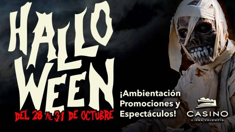Halloween 2017 Casino Cirsa Valencia