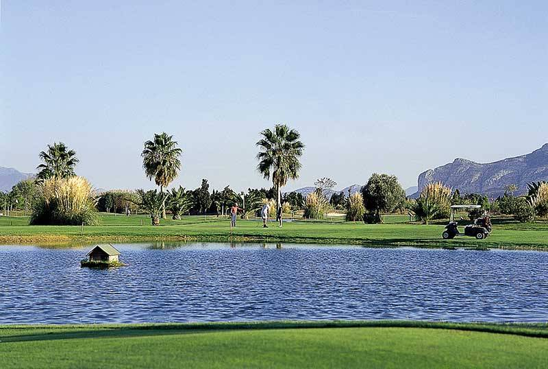 Golf Olivanova