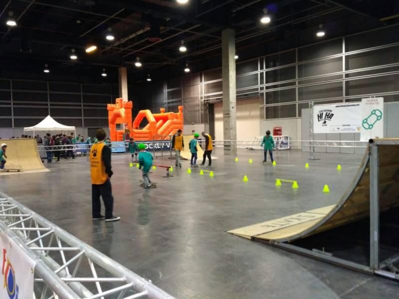 Expojove skate