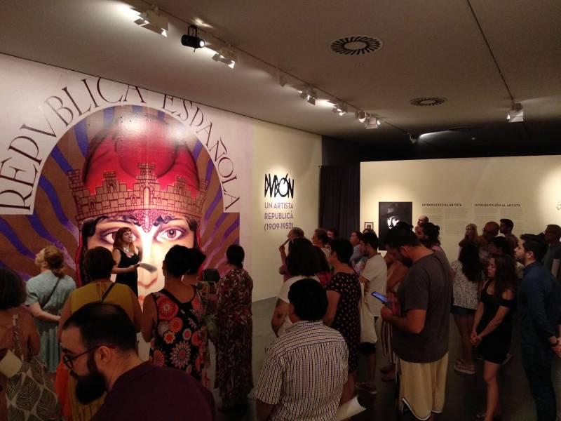 Visita exposición Dubón