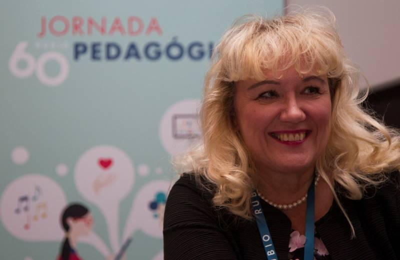 Hanna Sarakorpi Jornada Pedagógica // RUBIO