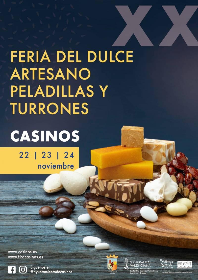 Cartel FERIA CASINOS