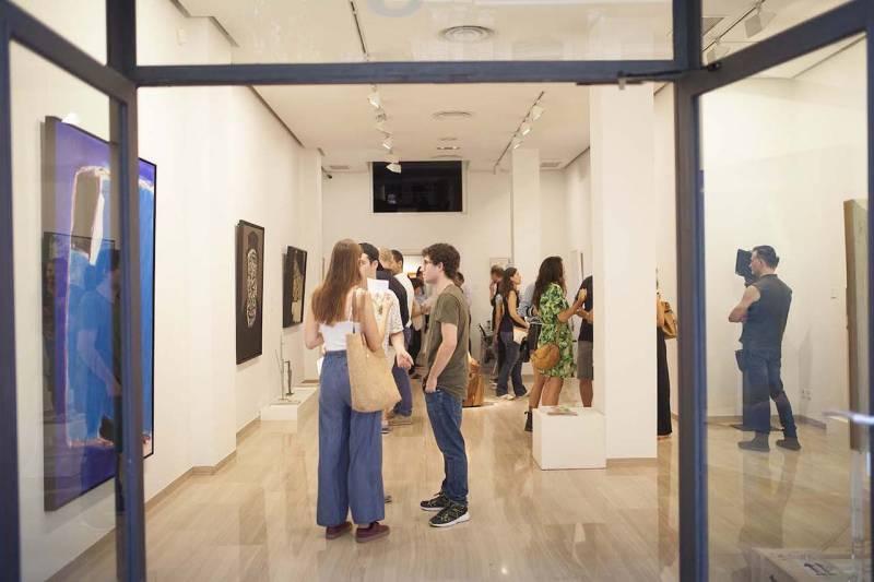 Imagen de archivo exposición Abierto València./ EPDA