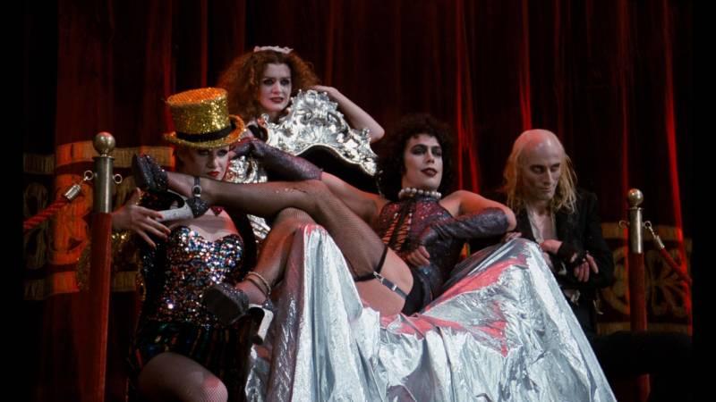 El IVC presenta en la Filmoteca d'Estiu el musical de culto 'The Rocky Horror Picture Show'
