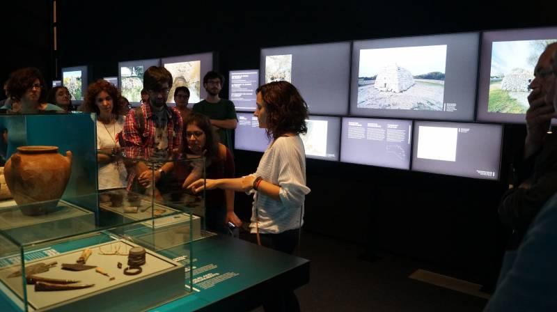 Arquitectura talaiòtica - Museu Prehistòria