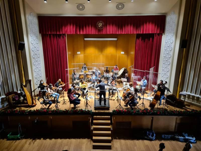 Orquesta Sinfónica del Mediterráneo.EPDA